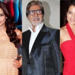 Amitabh Bachchan, Bipasha Basu, Ameesha Patel wish fans a Shubho Maha Ashtmi