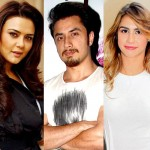 Ali Zafar, Preity Zinta, Lauren Gottlieb shaken by the earthquake!