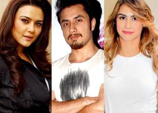 Ali Zafar, Preity Zinta, Lauren Gottlieb shaken by the earthquake!