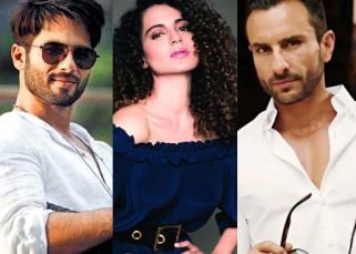 LEAKED: The plot of Shahid Kapoor, Saif Ali Khan and Kangana Ranaut's Rangoon!