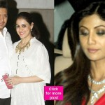 Riteish and Genelia Deshmukh, Shilpa Shetty Kundra attend Siddharth Anand's Diwali party - view HQ pics!