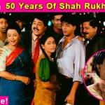On Shah Rukh Khan's birthday, Aanjjan Srivastav takes us down the memory lane with King Khan's Wagle Ki Duniya days!