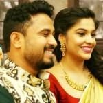 Malayalam actress Archana Kavi gets engaged to stand up comedian Abish Mathew!