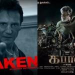 Is Rajinikanth's Kabali inspired from Liam Neeson's Taken?