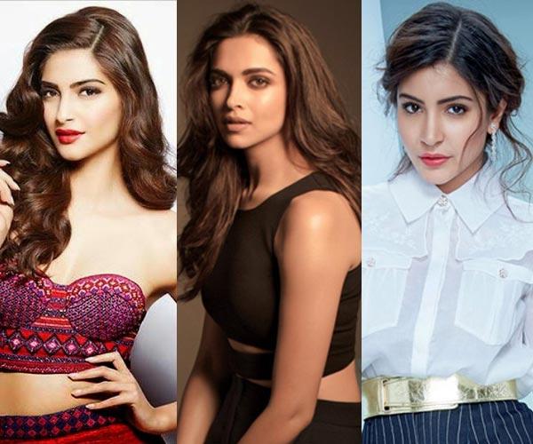 Sonam Kapoor to direct Deepika Padukone and Anushka Sharma ...