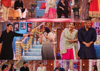 Comedy Nights With Kapil: Salman Khan and Sonam Kapoor have a laugh riot on the show!