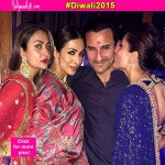 Kareena Kapoor Khan and Saif Ali Khan's aww-worthy lovey-dovey moment at their Diwali bash - view pics!
