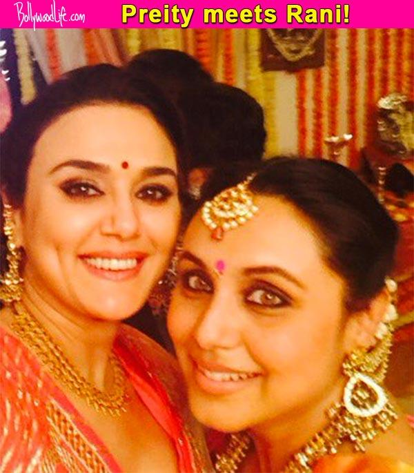 Rani Mukerji and Preity Zinta\'s Diwali selfie will take you back to ...