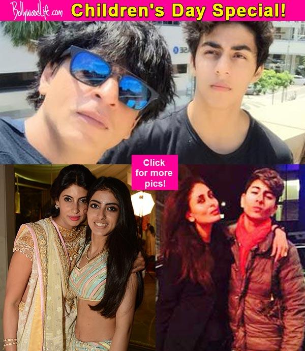 Aryan Khan And Navya Aryan Khan And Navya  ...