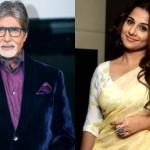Amitabh Bachchan and Vidya Balan to inaugurate Kolkata International Film Festival!