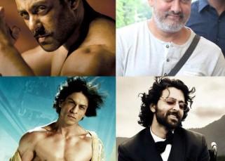 Shah Rukh Khan, Salman Khan, Aamir Khan, Hrithik Roshan - Actors who took health risks for their roles!
