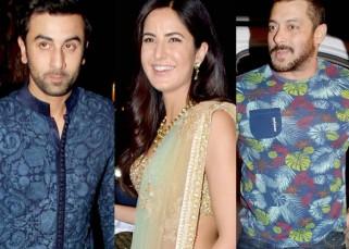 Salman Khan meets ex-girlfriend Katrina Kaif, ignores Ranbir Kapoor!