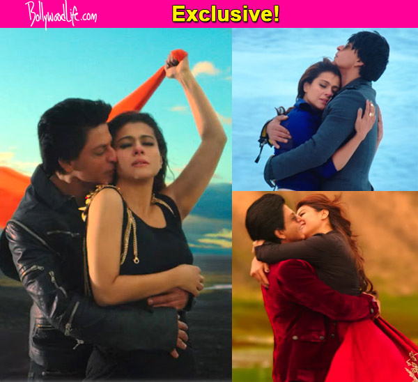 Scakati Song Gerua: 10 Things To Expect From Shah Rukh Khan And Kajol's Gerua