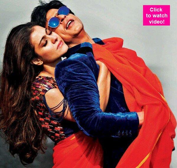 Scakati Song Gerua: #Gerua: Shah Rukh Khan And Kajol's Dilwale Song Declared A