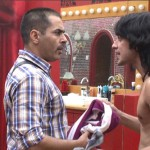 Bigg Boss 9: Aman Verma and Rishabh Sinha get into a screaming match - watch video!