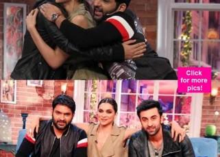 Comedy Nights With Kapil: Ranbir Kapoor, Deepika Padukone and Imtiaz Ali create a laugh riot on Kapil Sharma's show!