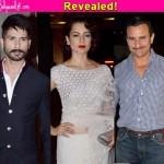REVEALED! Kangana Ranaut, Shahid Kapoor and Saif Ali Khan's look from Rangoon!