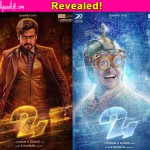 24 first look:  Suriya's stunning dual avatar raises hopes for a delightful sci-fi entertainer!