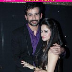 Is all not well between Jay Bhanushali and wife Mahhi Vij?