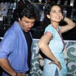 Vikas Bahl denies working on a script with Kangana Ranaut
