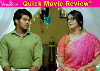 Size Zero quick movie review: Anushka Shetty's performance as the cute obese girl is HEART WARMING!