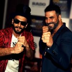Ranveer Singh-Akshay Kumar have listed their choices for a female Bond and it's epic!