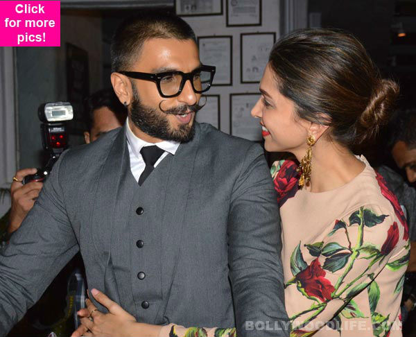 For once, Deepika Padukone shows some love to boyfriend ...