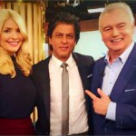 Shah Rukh Khan promotes Dilwale on This Morning show in London
