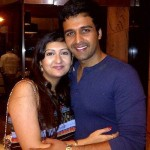 Real life couple and Jai Santoshi Maa co-stars Juhi Parmar and Sachin Shroff open up about working together for the first time!