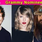 Kanye West, Ed Sheeran, Chris Stapleton, Taylor Swift lead Grammy 2016 nominations!