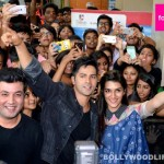 Varun Dhawan and Kriti Sanon promote Dilwale looking EXCEPTIONALLY CUTE - view HQ pics!