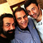 Sunny Deol's birthday wish for Dharmendra will make any father feel PROUD - view pic!