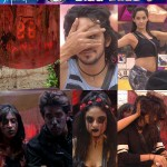 Bigg Boss 9 Episode 59: Mandana Karimi and Kishwer Merchantt get nastily physical in Bhoot Bangla task, Suyyash threatens Mandana, Gizele Thakral calls Keith Sequeira DYSLEXIC!
