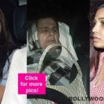 Jacqueline Fernandez, Dilip Kumar and David Dhawan visit Salman Khan at his Bandra residence!