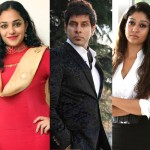 Nithya Menen and Nayanthara to play Vikram's heroines in his next!