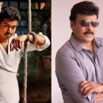 Chiranjeevi to star in Telugu remake of Vijay's Kaththi?
