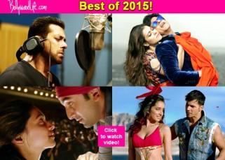 Shah Rukh Khan - Kajol's Gerua, Ranbir Kapoor - Deepika Padukone's Agar Tum Saath Ho - 10 BEST tracks of 2015 that left us spellbound!