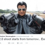 Rajinikanth's Enthiran 2 goes on floors today!