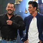 Bigg Boss 9: Salman Khan and Shah Rukh Khan arrive in Jai and Veeru style – view pic