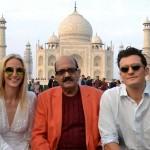 Orlando Bloom visits Taj Mahal, calls it an amazing experience!