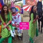 Shah Rukh Khan fan Rishina Kandhari talks about her circus set on Udaan
