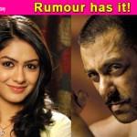 Kumkum Bhagya's Mrunal Thakur to star in Salman Khan's Sultan?