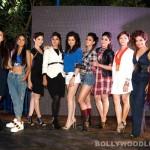 Nia Sharma, Sara Khan, Vishal Singh, Pooja Gor grace launch of telly calendar-view HQ pics!!