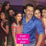 Salman Khan, Saif Ali Khan, Karisma Kapoor, Kareena Kapoor Khan's awesome Christmas party will make your day merry!