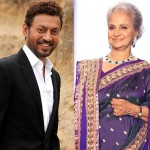 Irrfan Khan to share screen space with veteran Waheeda Rehman in his next!