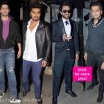 Varun Dhawan, Arjun Kapoor, Riteish Deshmukh, Ekta Kapoor attend Jackky Bhagnani's birthday bash - view pics!