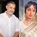 Aamir Khan pays his respect to late actress Sadhana Shivdasani
