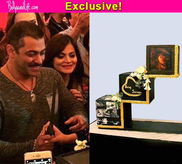 Rs 1 Lakh Thats how much Salman Khans birthday cake costs
