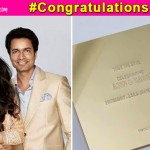 LEAKED: Asin and Rahul Sharma's wedding card - view pic!