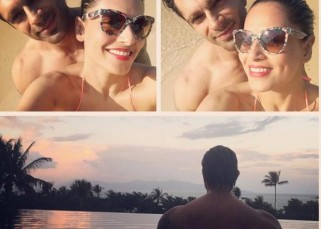 These Bipasha Basu and Karan Singh Grover pictures prove that the duo had a ROCKING New Year!